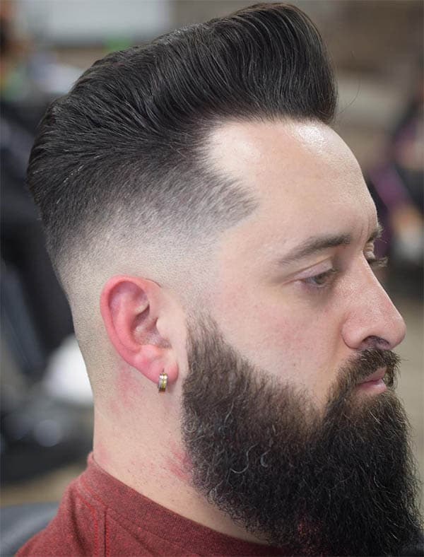 The Slick Pomade - High Top Fade Haircuts