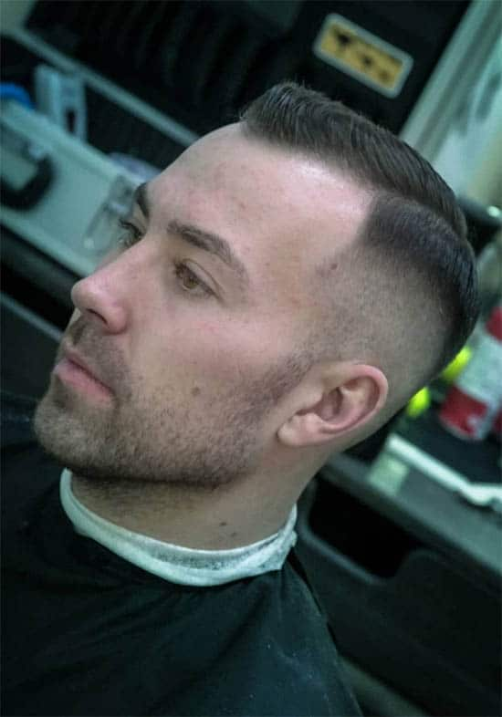 The Undercut - Mid Fade Haircuts For The Stylish Man