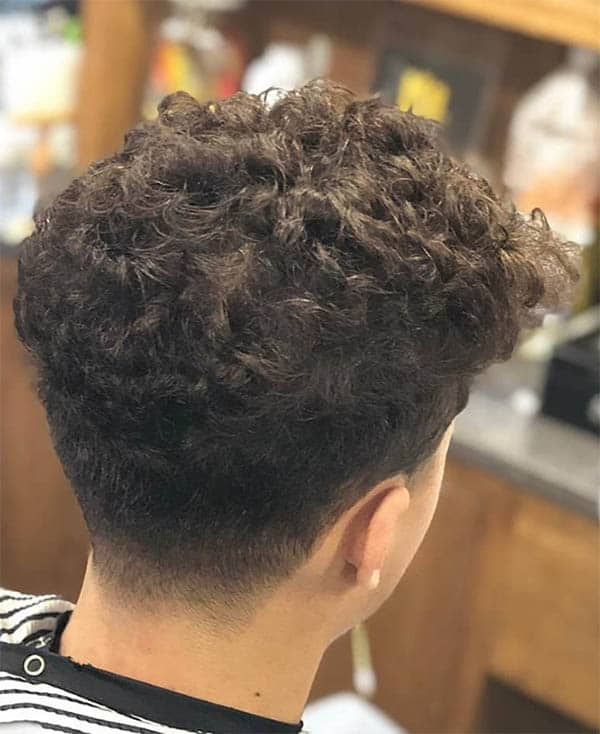 The Voluptuous - High Top Fade Haircuts