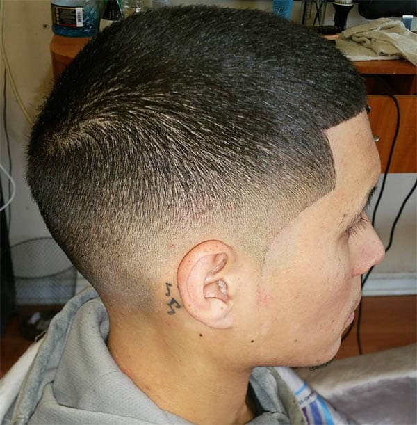The Zero Fade - Mid Fade Haircuts For The Stylish Man