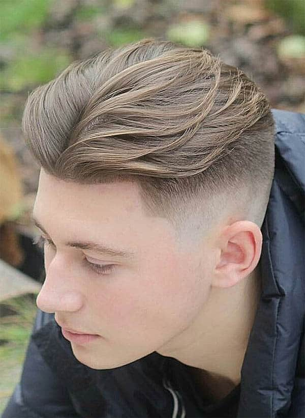 Undercut for Thick Hair - Undercut Hairstyles For Classy Men