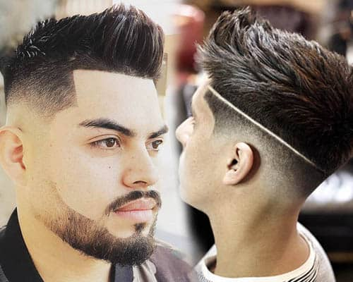 44 Unique Mid Fade Haircuts for the Stylish Man (2019 ...