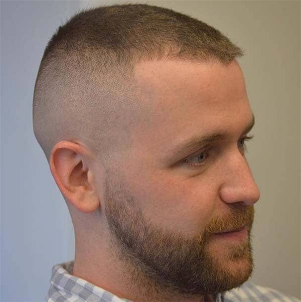 Classic High And Tight Haircut
