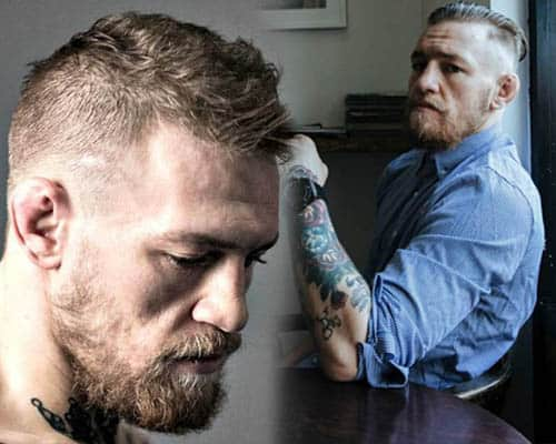 Conor McGregor Haircuts