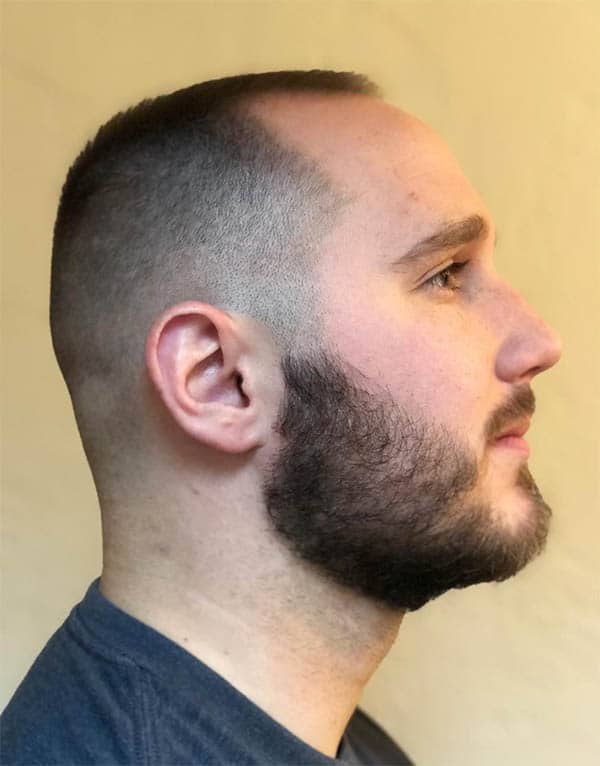 Effortless Buzz Haircuts For Men