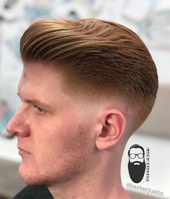 Flat Pomp Best Haircuts For Men