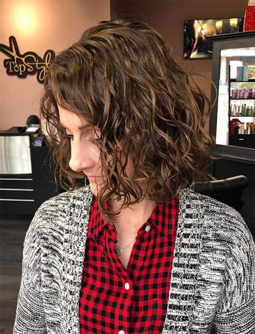 Healthy Curls - Short Curly Hair Styles For Women