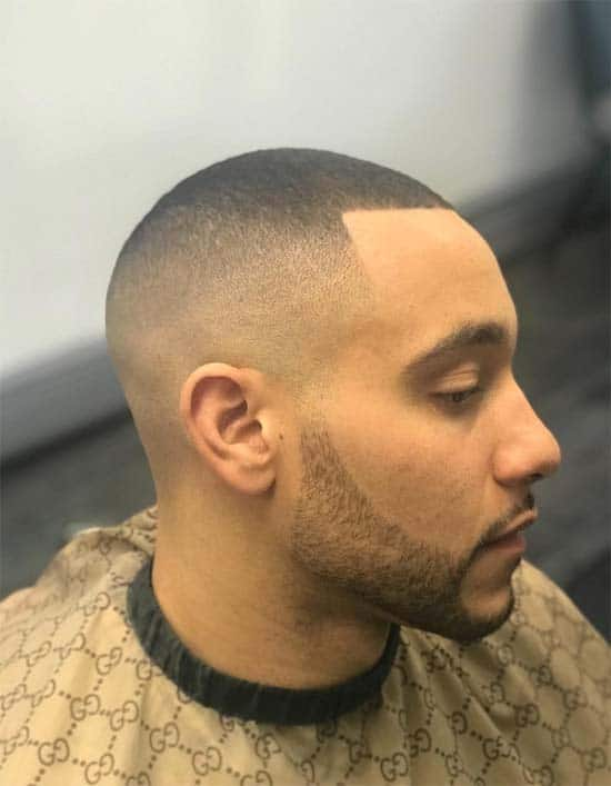 High And Tight + Line Up + Beard