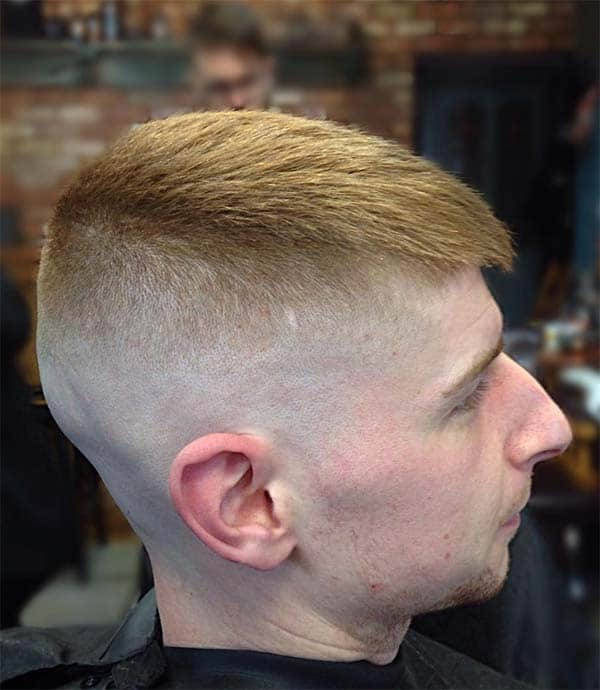 High And Tight On One Side