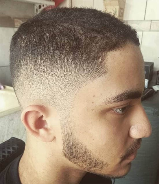 High Fade Short - Best Crew Cut Hairstyles