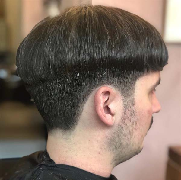 Long Bowl Cut + Fades