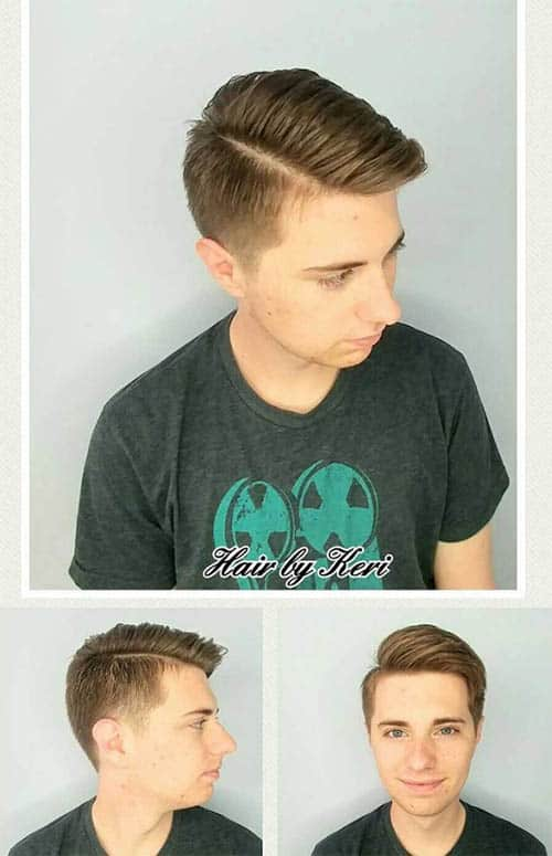 Mad Men Part - Best Haircuts For Men With Thick