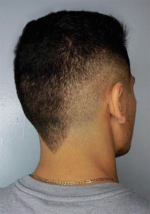 Mohawk Fade Best Haircuts For Men