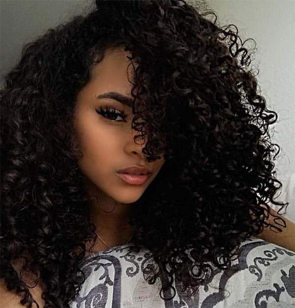 Naturally Curly Beauty - Short Curly Hair Styles For Women
