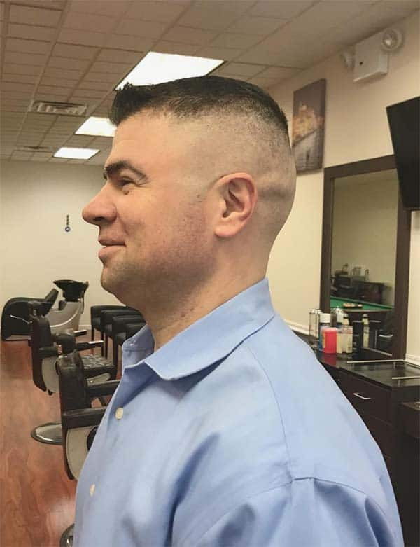 Short High And Tight