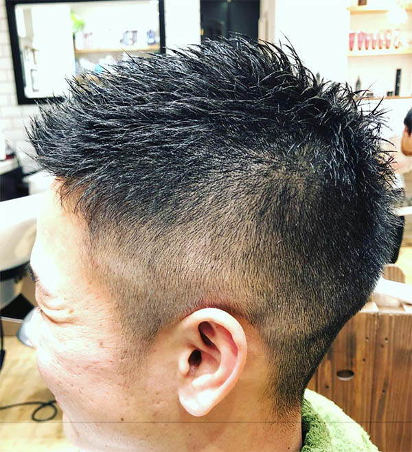 Short Sides with Spikes