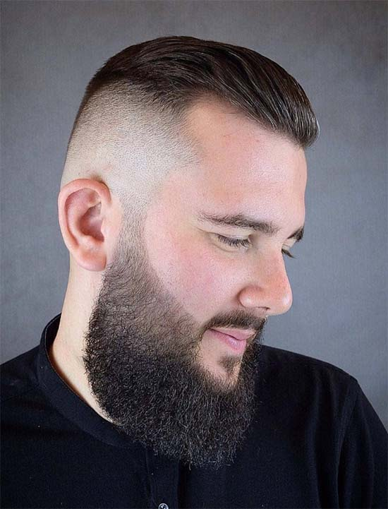 Sleek High And Tight