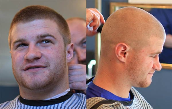 The Induction Buzz Haircuts For Men