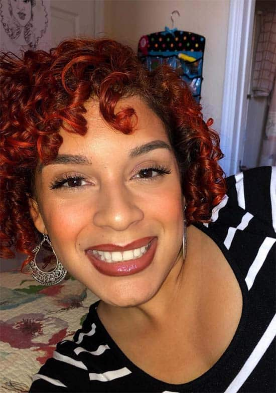 The Mussy Curls - Short Curly Hair Styles For Women