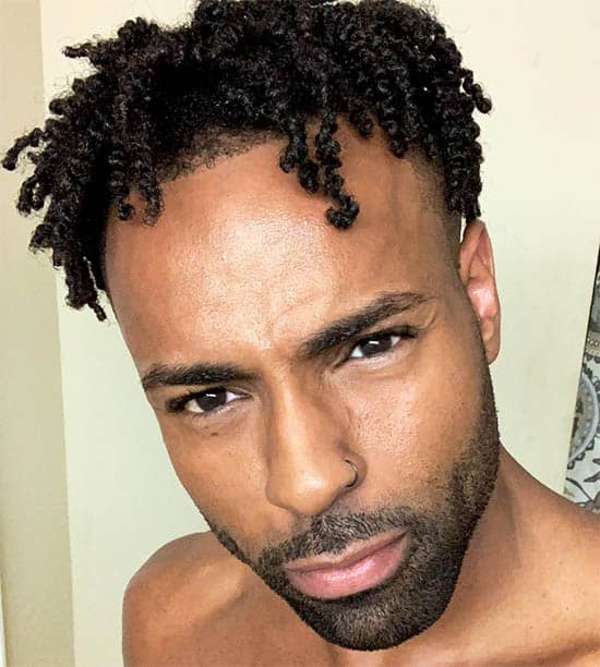 Tight Twists For Black Men
