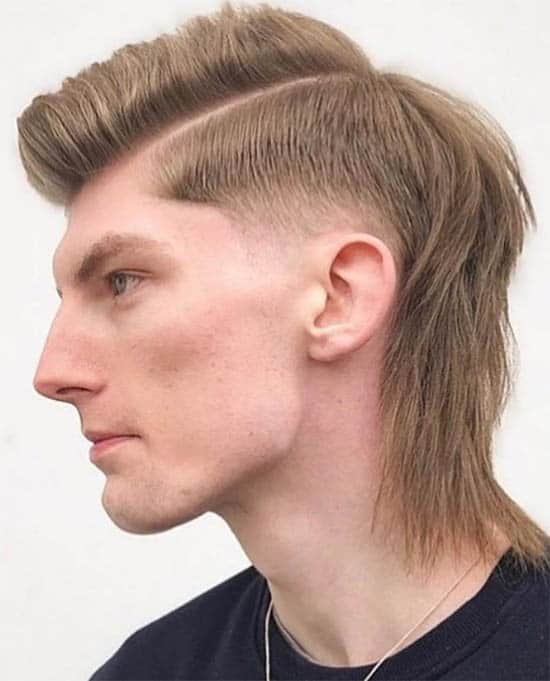 Best 42 Mullet Haircuts of all Time See List for Details