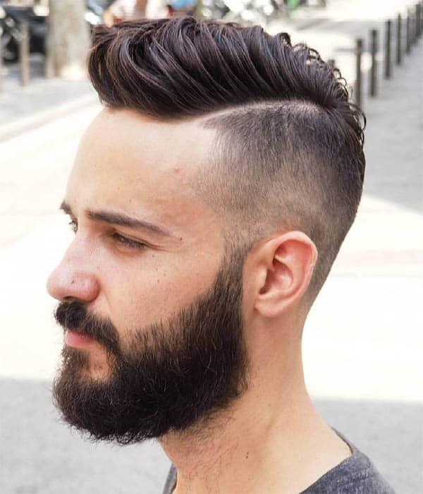 Textured Pomp + Slick