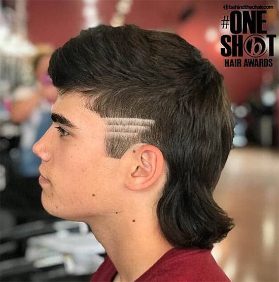 Unconventional Mullet