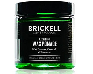 Brickell Men's Wax Pomade