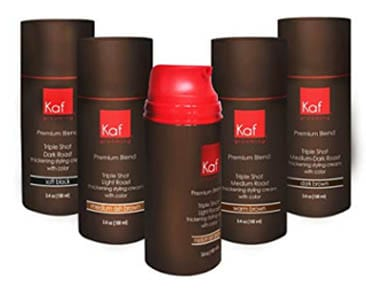 Kaf Grooming Mens Hair Gel