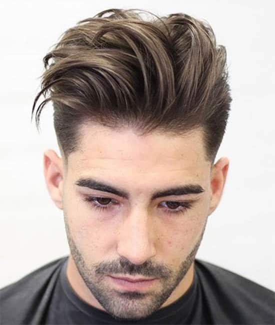 Quiff Haircut