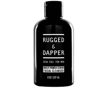 Rugged And Dapper Face Wash For Men