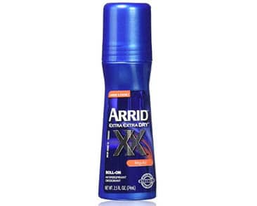 Arid Xx Roll On Antiperspirant Deodorant