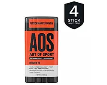 Art Of Sport Men's Antiperspirant Deodorant